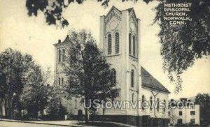 Methodist Episcopal Church - Norwalk, Connecticut CT