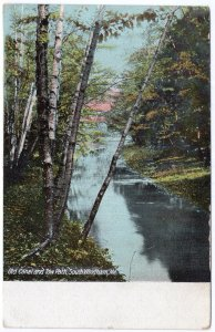South Windham, Me, Old Canal and Tow Path