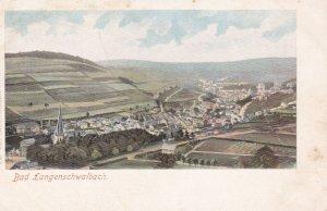 BAD LANGENSCHWALBACH , Hesse , Germany , 1900-10s
