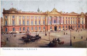 CPA TOULOUSE - Le Capitole (582618)