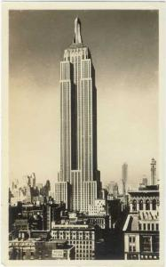 RP Empire State Building New York City NY