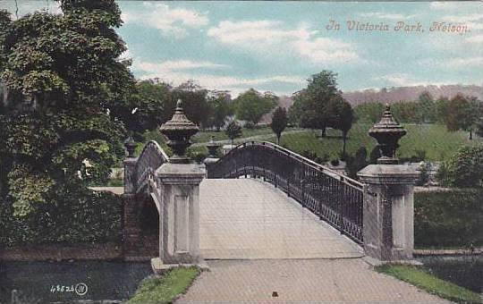 In Victoria Park, Nelson (Lancashire), England, UK, 1900-1910s