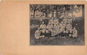Perkiomen Pennsylvania, USA Baseball, Base Ball Team, Real Photo, Postcard P...