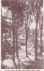 RIDEAU Glen Lodge , Ontario , Canada , 10-30s ; Glen