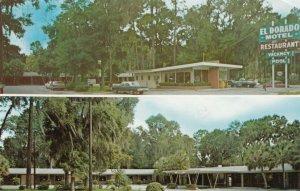 CROSS CITY , Florida , 1972 ; El Dorado Motel, U.S. Highway 19 - 98