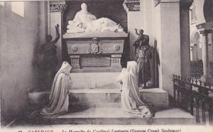 Tunisia Carthage Le Mausolee du Cardinal Lavigerie