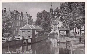 Netherlands Gouda Gouwe met Visbanken