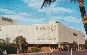 Florida Miami Beach Burdines Meridian At Seventeenth 1961
