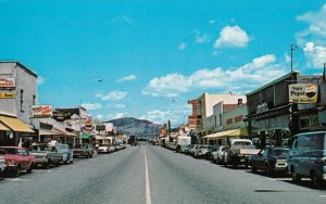 OLIVER , B.C. , Canada , 50-60s ; Main Street