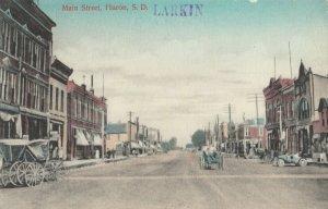 HURON , South Dakota , 1909 ; Main Street