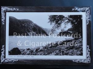 Old RP - Pass of Brander, Loch Awe (Framed)