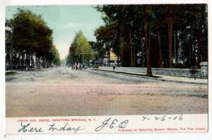 Union Ave, Saratoga Springs NY