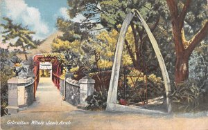 Whale Jaw's Arch Gibraltar Unused