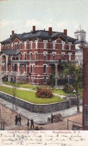 POUGHKEEPSIE, New York, PU-1910; Vassar Home For Aged Men