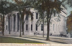 ALBANY, New York, PU-1911; The State House