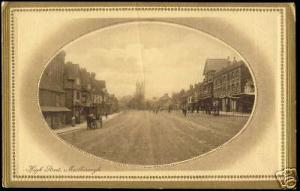 wiltshire, MARLBOROUGH, High Street (ca. 1920)