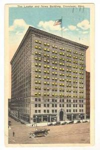 The Leader and News Building, Cleveland, Ohio, PU-1919