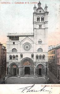 Italy Genova Cattedrale di S. Lorenzo Cathedral