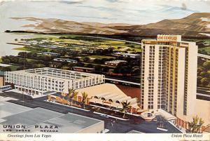 Union Plaza Hotel - Las Vegas, Nevada