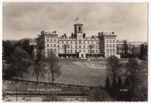 Stirlingshire; Hotel Hydro, Dunblane RP PPC Unposted, By Valentines