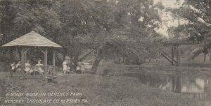 HERSHEY, Pennsylvania, 00-10s; Shady Nook in Hershey Park, Hershey Chocolate Co.