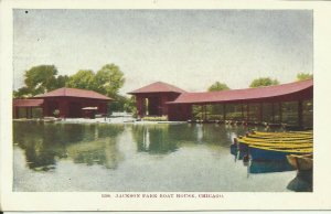 Jackson Park Boathouse, Chicago