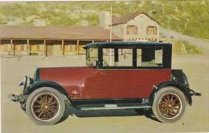 1925 Franklin Butts Buick Santa Barbara California