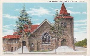Ohio Barnesville First Presbyterian Church