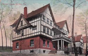 OIL CITY, Pennsylvania, PU-1912; Nurses´ Home