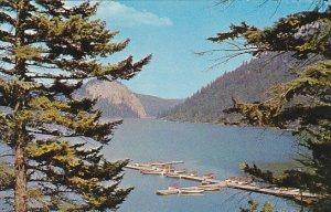 Canada British Columbia Kamloops Paul Lake
