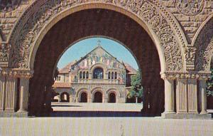Stanford Memorial Church Palo Alto California