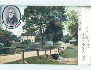 Pre-1907 HISTORICAL HOME Haverhill Massachusetts MA A2980