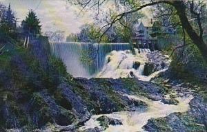 Vermont Bradford Falls 1969
