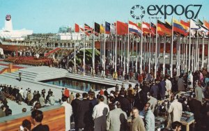 11096 Opening Day, Expo 67, Montreal