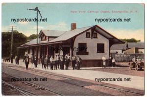 NYC Depot, Shortsville NY