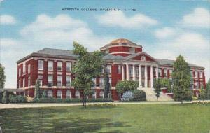 North Carolina Raleigh Meredith College