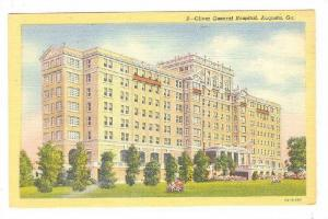 Oliver General Hospital, Augusta, Georgia, 1930-1940s
