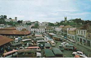 Main Square , St George´s , GRENADA , W.I. , 50-60s