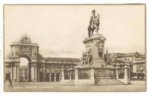 RP, Praca Do Commercio, Lisboa, Portugal, 1900-1910s