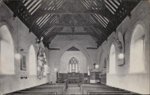 Church St Mary the Virgin Old Alresford Hants