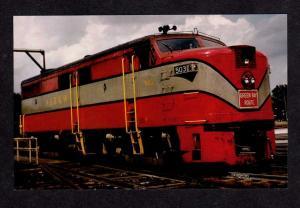 WI Kewaunne Green Bay & Western Railroad WISCONSIN RR