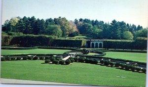 1950s Longwood Gardens DuPont Estate Wilmington Delaware Postcard DO