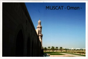 PC CPA SULTANATE OF OMAN, MUSCAT, REAL PHOTO POSTCARD (b16353)