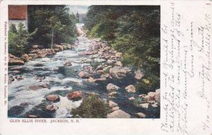 New Hampshire Jackson Glen Ellis River 1905