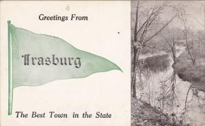 I Like The Town Of Irasburg Pennant Flag