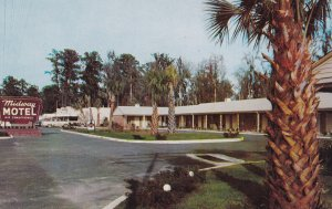 SAVANNAH, Georgia, 1950-1960's; Midway Motel