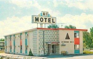 NY, Utica, New York, A1 Motel, Dexter Press No. 17268-C