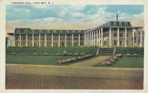 CAPE MAY , New Jersey, 1910s ; Congress Hall