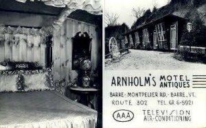 Arnholm's Motel - Barre, Vermont