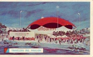 1964 NEW YORK WORLD'S FAIR, TRAVELERS INSURANCE PAVILION